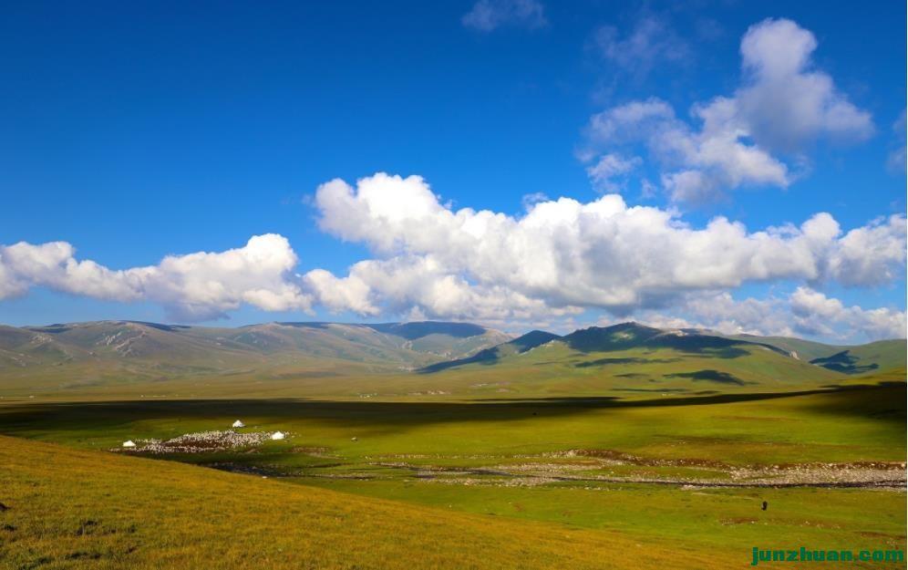 新疆最美国道独库公路